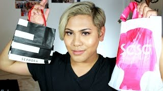 HK Sasa Drugstore Haul Tech Fashion & Beauty | ThePopHeir | Haul 2016