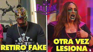 WWE RAW 1 Junio 2020 REVIEW | Falbak