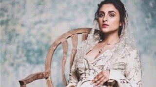 Parineeti Chopra Hot Photoshoot II Harper Bazaar Bride Magazine II Latest II March