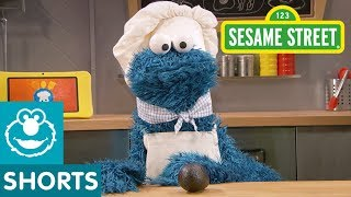 Sesame Street: Tuna and Avocado Sandwich | Cookie Monster's Foodie Truck