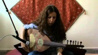 Azadeh Shamee - Bidad - Homayun - Oud (آزاده شمعی)