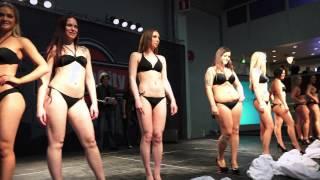 Miss Hot Rod 2014 Bikini Round 4K Ultra HD