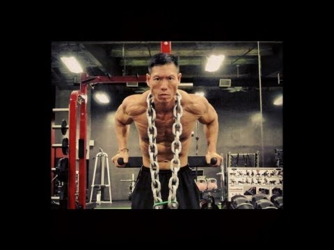 DAVID YEUNG BOLO JR WORKOUT MOTIVATION 2013 MUST SEE