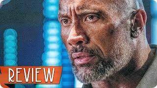 SKYSCRAPER Kritik Review (2018)
