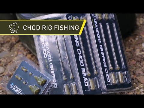 Chod Rig Fishing - Nash TT Chod Heli Kits with Alan Blair