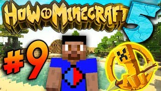 HUNGER GAMES EVENT! - How To Minecraft S5 #9