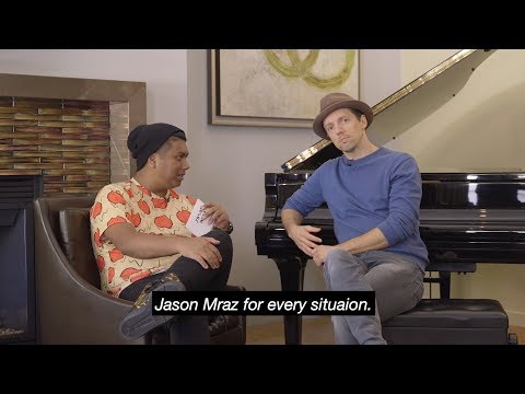 Getting In The Mood with Jason Mraz