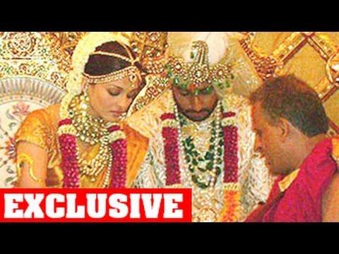 Aishwarya Rai & Abhishek Bachchan's UNSEEN WEDDING PHOTOS: Anniversary SPECIAL