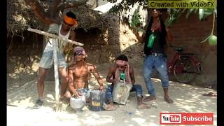 Bondhu tin tinte biye korlam | Bangla funny videos | new comedy 2019