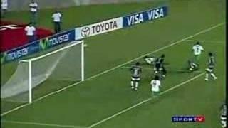 Fluminense 1 x 0 Atlético Nacional