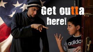 100 خطوة لإحتراف اللهجة الأمريكية | بطريقة التمثيل | GET OUTTA HERE (أخرج من هنا)