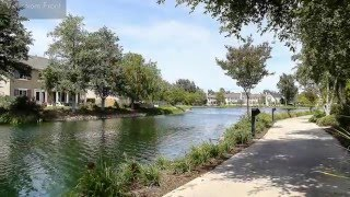 Bridgeport Valencia Lake Front home for Sale