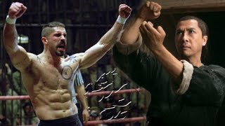 Donnie Yen VS Scott Adkins  | IP Man Versus Yuri Boyka ☯