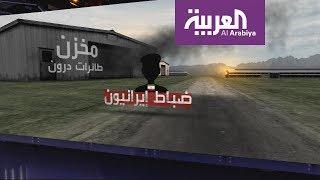 تفاصيل استهداف الطائرات الإسرائيلية لقاعدة تيفور الجوية في حمص