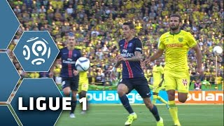 FC Nantes - Paris Saint-Germain (1-4)  - Résumé - (FCN - PARIS) / 2015-16