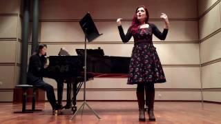 Claire-Lyse von Dach - La Diva de l'Empire - Nuit d'Espagne - Nana's Lied