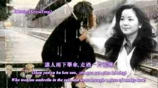 鄧麗君 Teresa Teng 雨中追憶(粵) Memories In The Rain (Cantonese)