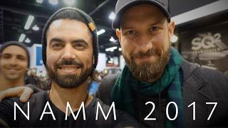 NAMM 2017 Vlog | Orlando Drummer