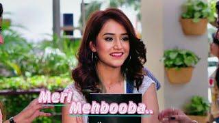 Chori Chori Wo Mujhe Dekhe Whatsapp Status   Meri Mehbooba   New Love Status