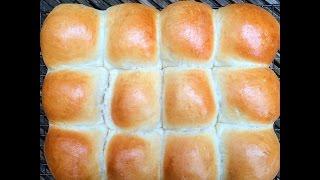 Recipe: Fluffy dinner rolls
