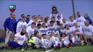 2015 #CAAChamps Men's Soccer Finals - #1 Hofstra 2, #3 Delaware 0