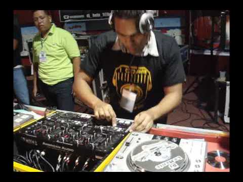 COPA DJ STEREO JULIO PACHECO DJ 1º LUGAR 2008