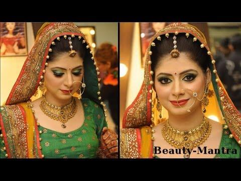 Simple Rajasthani Bridal Look