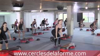 Cours de Body Pump aux Cercles de la Forme Paris