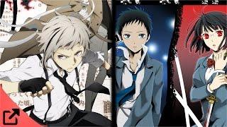 Top 5 Animes Similar to Bungou Stray Dogs