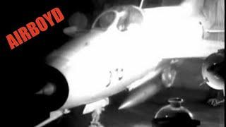Stolen Iraqi MiG-21 - Operation Diamond (1966)