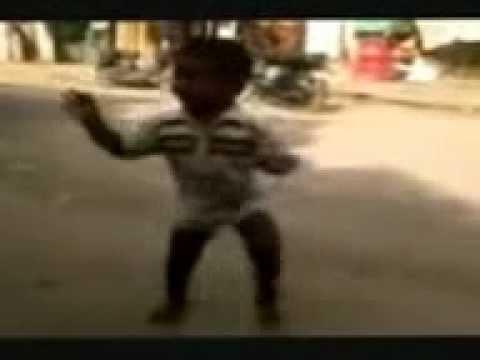 Andampallam Village Baby puzhalanthi funny Dance ... By Muthu Chinna.3gp