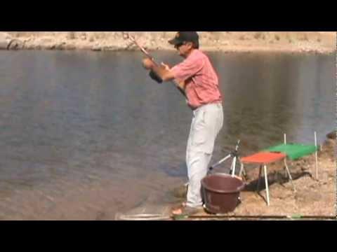 Pesca a la Inglesa con Masilla