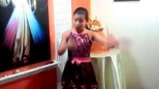 Luisa Maria Vasquez Araque - aspirante voz kids colombia