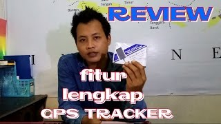 REVIEW GPS TRACKER  ET200 / WETRACK