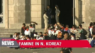 'Trump's N. Korea strategy could lead to mass starvation'