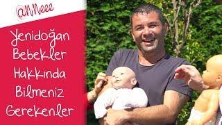 Yenidoğan Bebek Banyosu - Alt Temizliği ve Emzirmenin Önemi