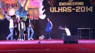 musical college drama by amrut patil at godavari college of engineering, jalgaon