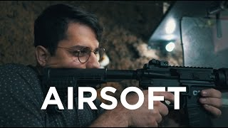 ARMA DE FOGO vs. AIRSOFT - O resultado vai te surpreender