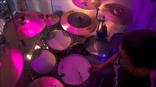 """Seven Mary Three """"Cumbersome"""" Drum Cover"""