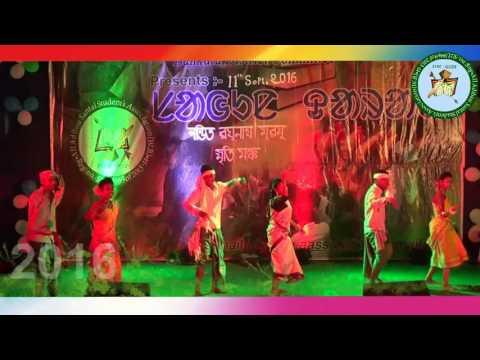 AASSA 2016 Jhargram dance group