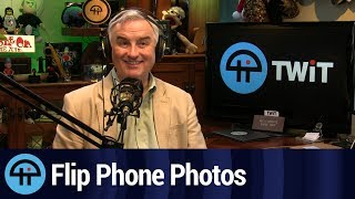 Getting Photos Off of a Flip Phone