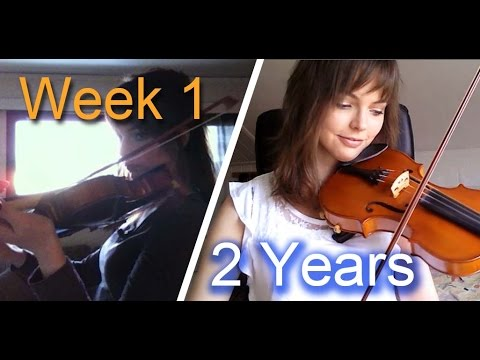 Xxx Mp4 Adult Beginner Violinist 2 Years Progress Video 3gp Sex