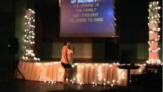 Karaoke-Kathy.MPG