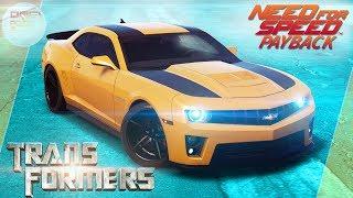 Need For Speed: Payback - Chevrolet Camaro z28 - Трансформеры тут? / Весь тюнинг