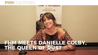 FHM Meets Danielle Colby, The Queen Of Rust