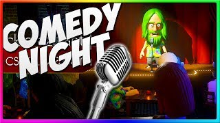 Funny Jokes From Funny Looking People!   Comedy Night Funny Gameplay