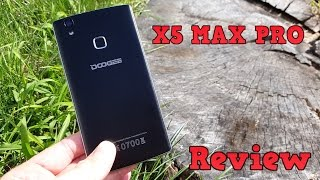 Doogee X5 Max Pro REVIEW - Android 6.0, 2GB RAM, 16GB Rom, 4000mAh battery