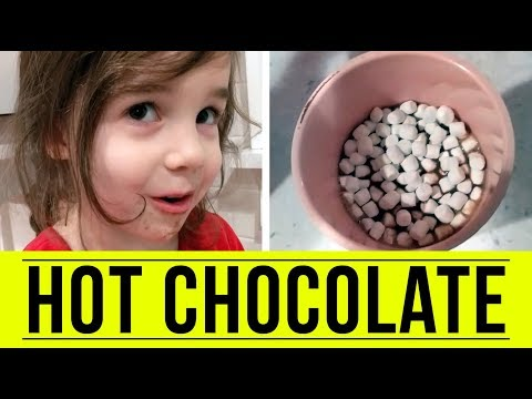How to Make Hot Chocolate | FREE DAD VIDEOS
