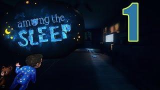 AMONG THE SLEEP [Walkthrough ITA HD -PARTE 1] - Oh cacchio!