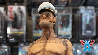 Review: POPEYE One Sixth Statue by Head Play